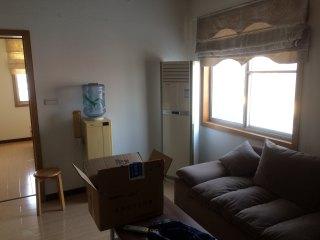 万达商圈《津泰园小区》带全套家具家电精装三房便宜出租