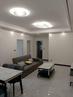 (武德片区)新加坡城国际3室2厅1卫2200元/月90m²精装修出租