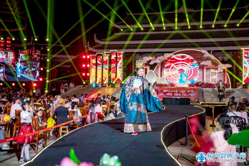 荆州古城国风艺术节