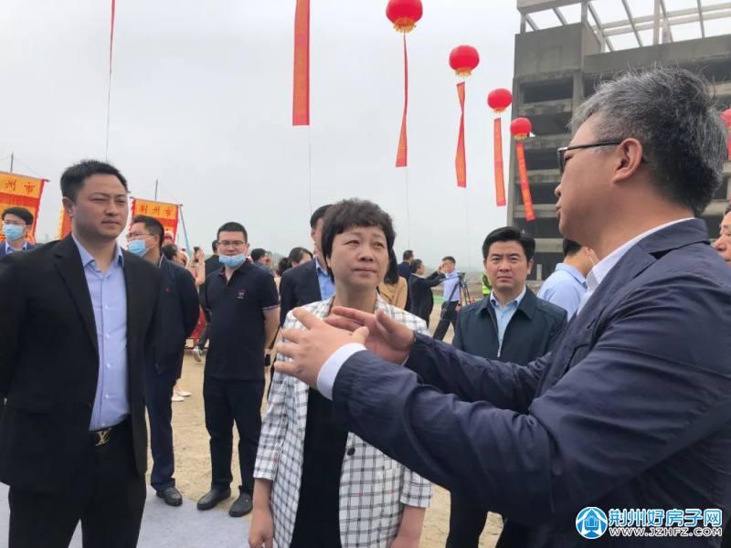 联仕新材料(湖北)电子化学品产业园
