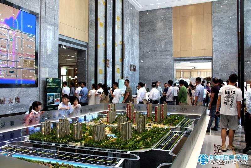 楚天都市信园300平大平层新品发布