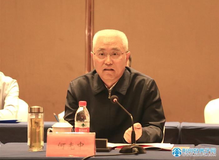 湖北交投集团与荆州市签订战略合作框架协议
