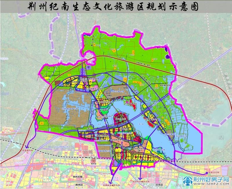 荆州文旅区