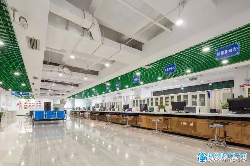 荆州绿地写字楼
