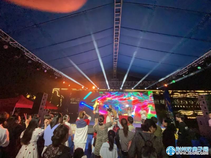 云湖星空露营音乐节