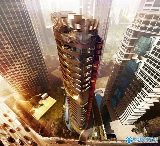 新加坡豪宅Ferra