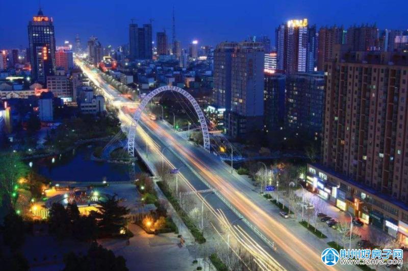 金辉·楚樾云著 丨荆州全市工业经济水平进入全省前列
