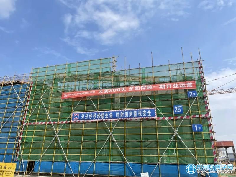 中农联荆楚智慧云仓城工程