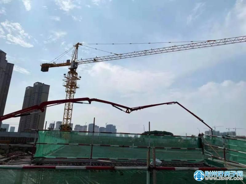 鼎仁公园雅集 施工进度