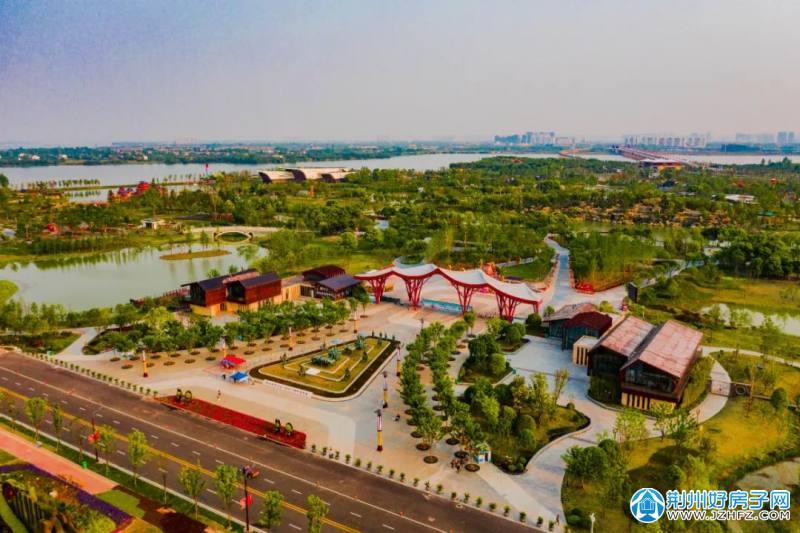 荆州园博园