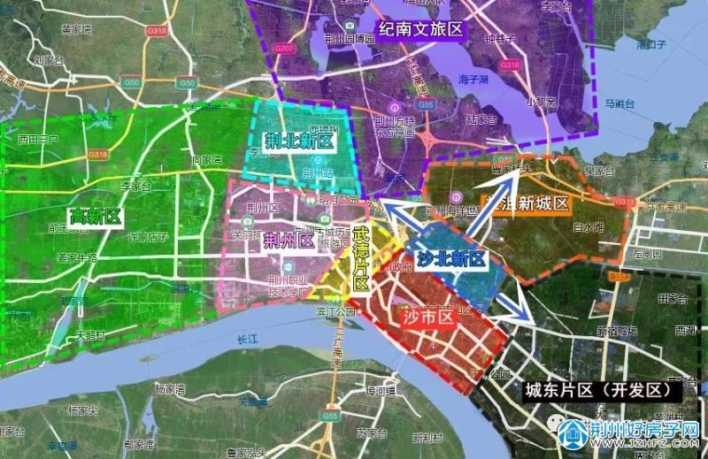荆州沙北片区