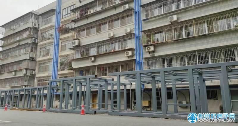 荆州老旧小区改造