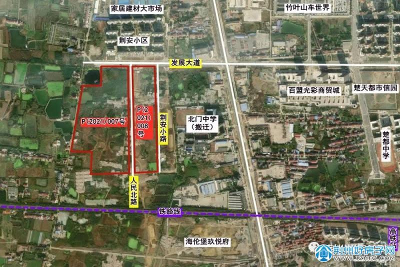 荆州土地市场