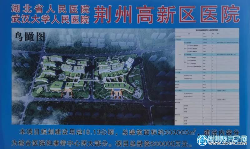 荆州高新区医院