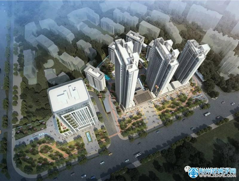 城发新时代效果图
