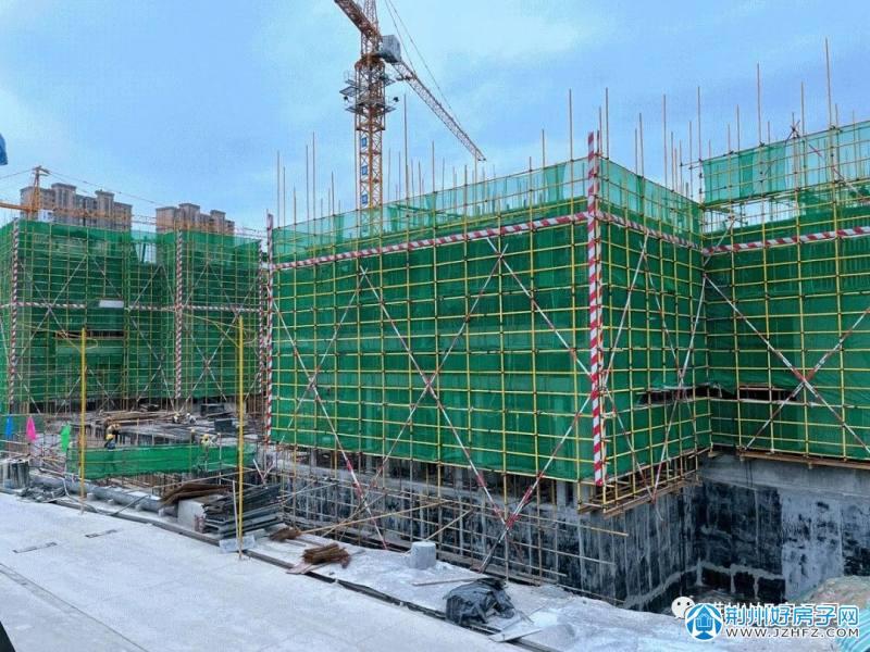 荆州城发新时代工地