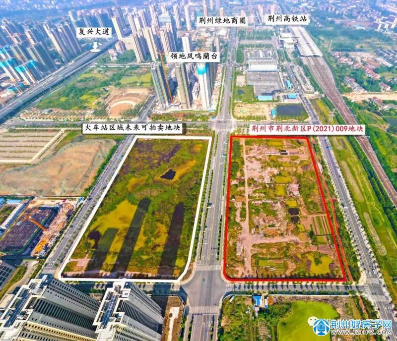 图片荆州P(2021)009号地块