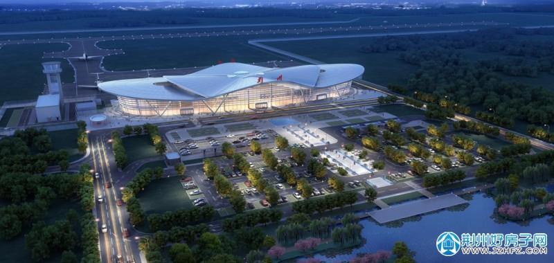 荆州沙市飞机场