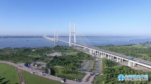 荆州长江大桥