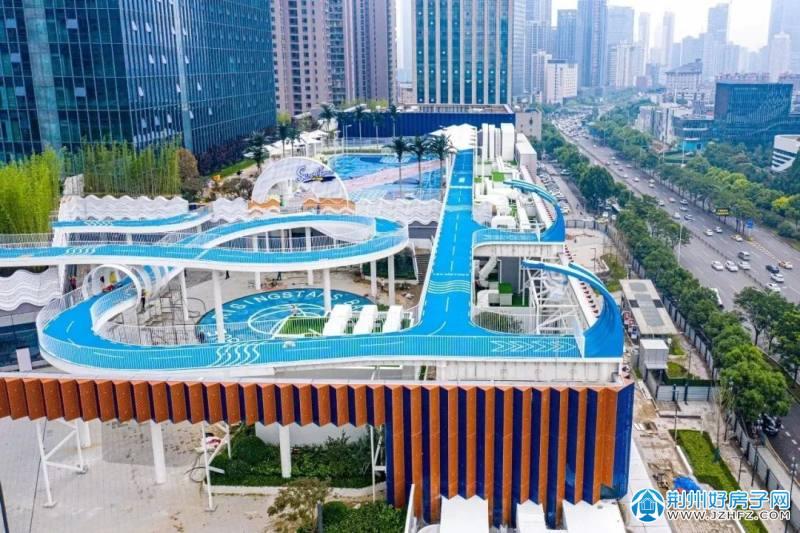 图片武汉地标天街
