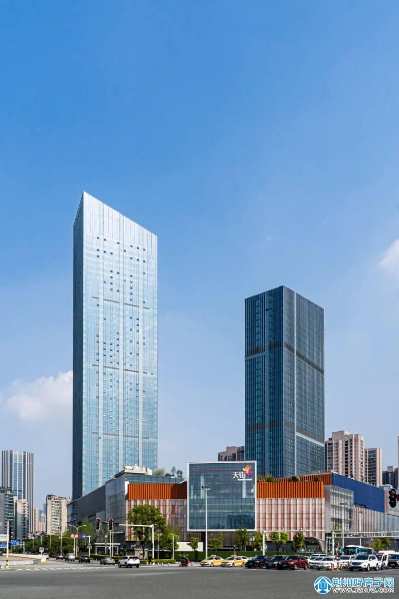 武汉地标天街