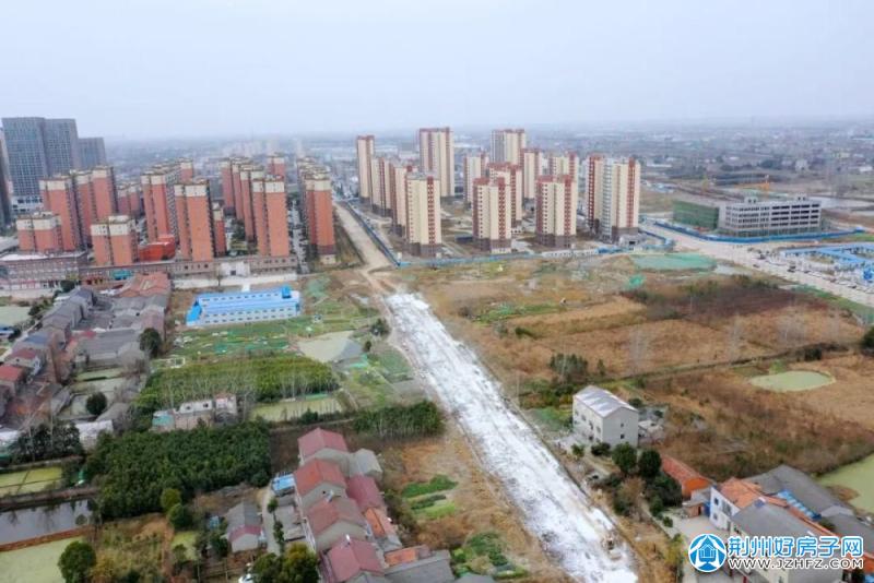 荆州火车站郢西路
