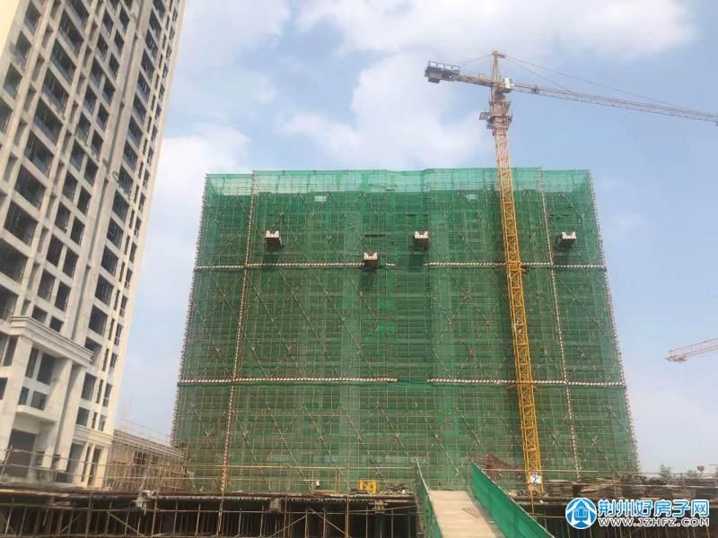 景湖悦城6月工程播报