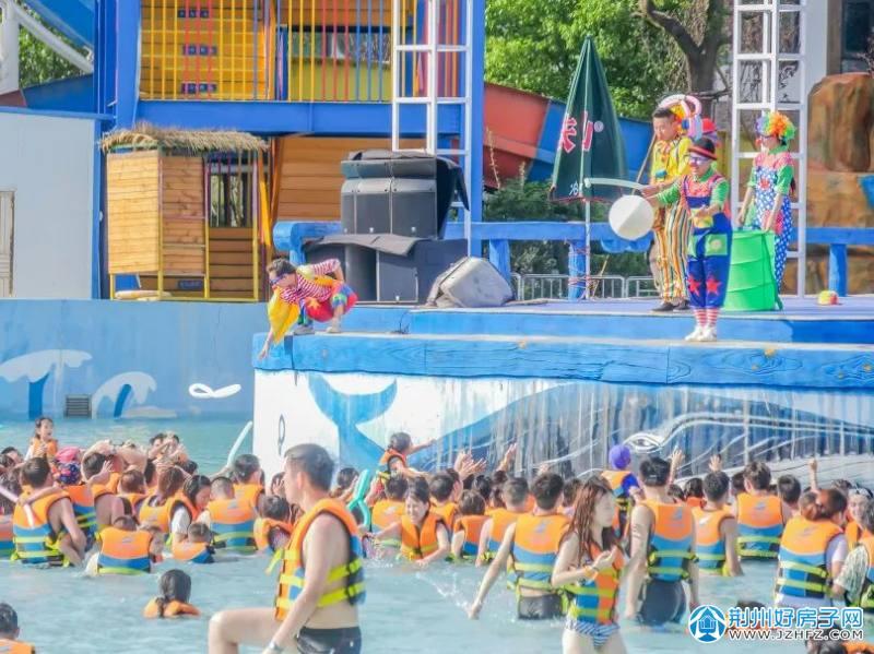图片荆州海洋世界夏日玩乐全攻略