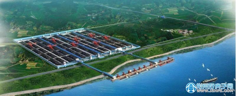 荆州煤炭铁水联运储配基地