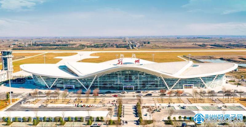 荆州飞机场