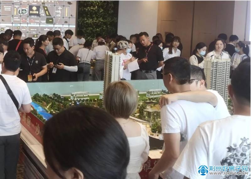 鼎仁·公园雅集 首开大捷劲销210套
