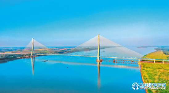 嘉鱼长江公路大桥
