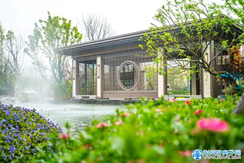 云湖上苑项目实景图