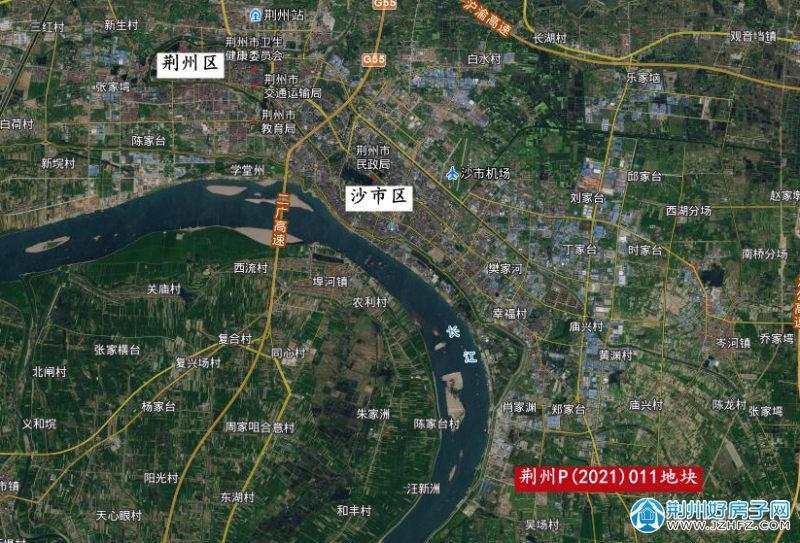 荆州P(2021)011号地块