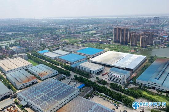 湖北太辉农产品深加工冷链产业园