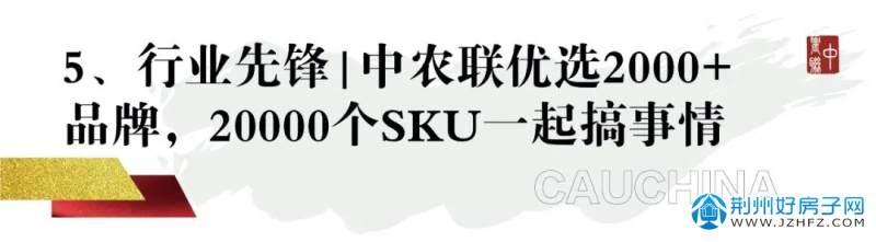中农联优选2000+品牌