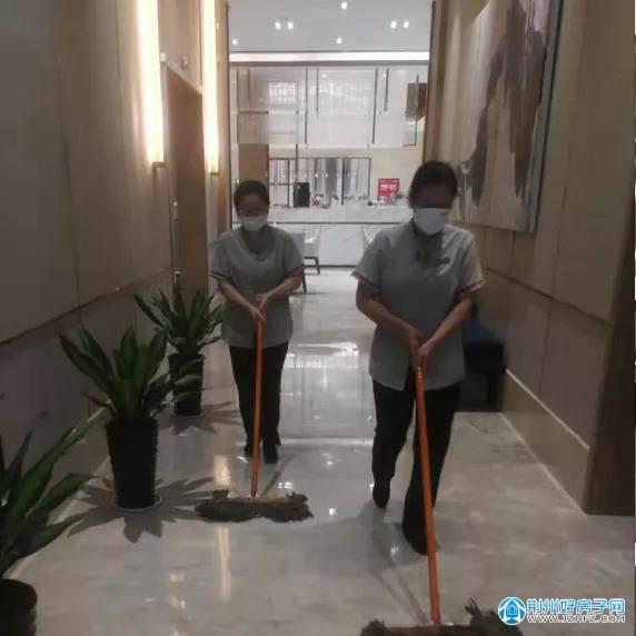 武汉城建电建荆韵防疫