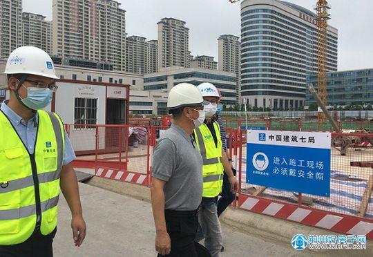 荆州市工地疫情防控