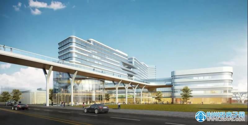 武汉大学人民医院荆州高新区医院