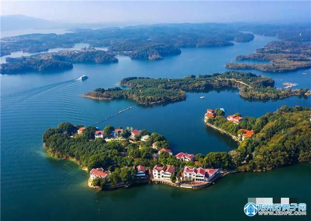 松滋洈水景区