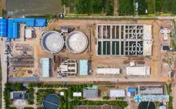城南污水处理厂二期工程