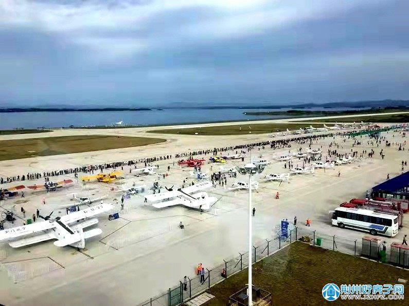 荆门漳河机场