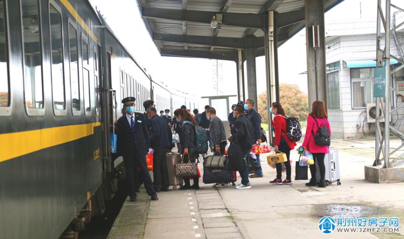 松滋火车站改造工程