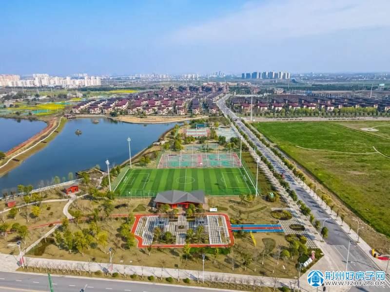 联投国际城实景图
