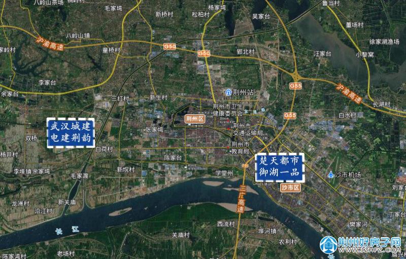 武汉城建电建荆韵和楚天都市御湖一品