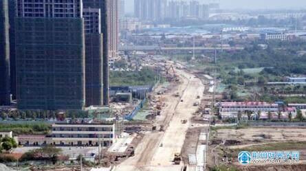 红门路道路工程