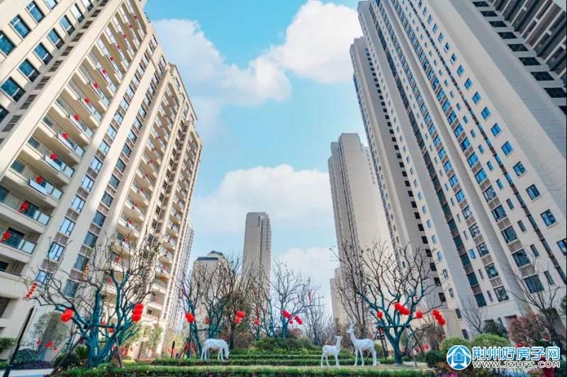 保利公园壹号实景图