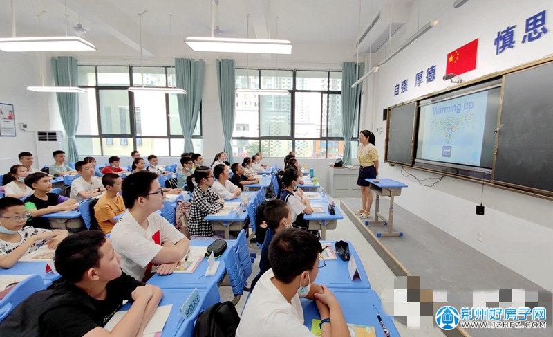 荆州市实验中学灵均校区