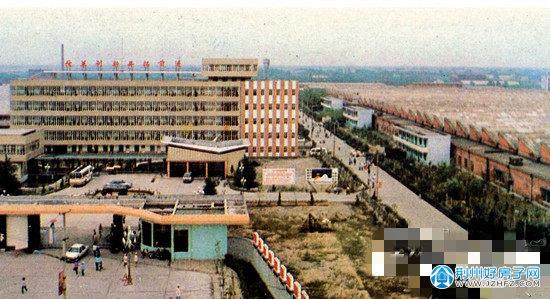 见证荆州最大棉纺厂的辉煌岁月