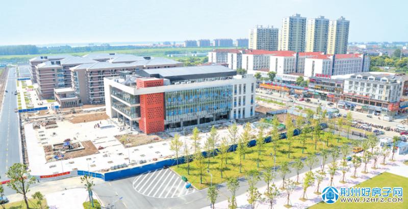 长江大学东校区南扩项目全力推进